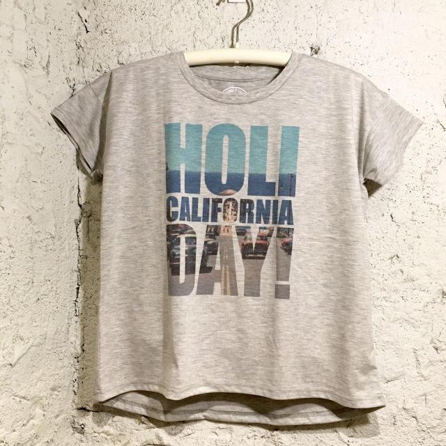 HOLIグラフィック!ゆるTシャツ/FreeGRY【ハワイアンショップ アロハラバーズ】