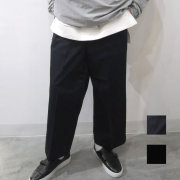 【SamuraiELO6月号雑誌掲載】【新着】Cuirs(キュイー)メンズスラックス オリジナルワイドパンツ新作デザイン