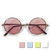 【新色ピンク入荷】【SamuraiELO6月号5月号4月号FINEBOYS2月号掲載商品】【再入荷】【新着】Cuirs(キュイー)メンズ伊達メガネ ラウンドカラーレンズメガネ新作デザイン