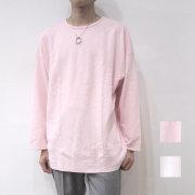 【新着】Cuirs(キュイー)メンズTシャツ オリジナルカットオフ7分袖Tシャツ新作デザイン