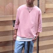 【新着】Cuirs(キュイー)メンズTシャツ スウエットタンクトップアンサンブルセット 新作デザイン