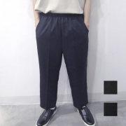 【新着】Cuirs(キュイー)メンズパンツ  オリジナル8分丈ワイドパンツ作デザイン