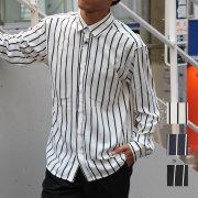 【再入荷】【新着】Cuirs(キュイー)メンズシャツ オリジナルストライプ柄シャツ新作デザイン