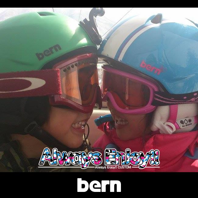 bern バーン フリースインナー スノーストライダー スキー スノーボード 防寒