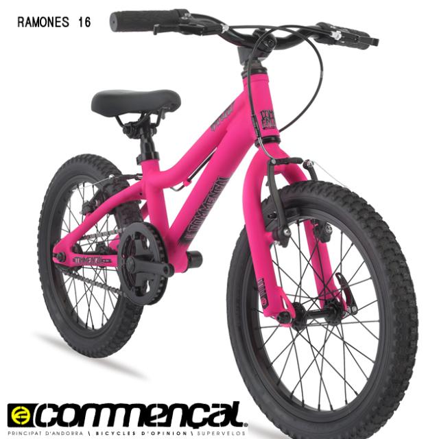 自転車の 子供 自転車 16インチ アルミ : 子供自転車】COMMENCAL ...