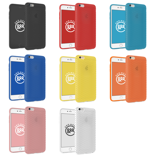 iPhone6Plus AND MESH CASE 8colors
