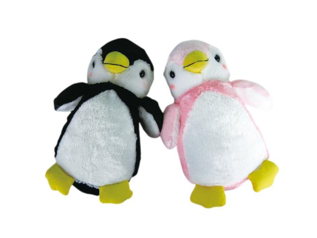 ぬいぐるみ シルキーペンギン