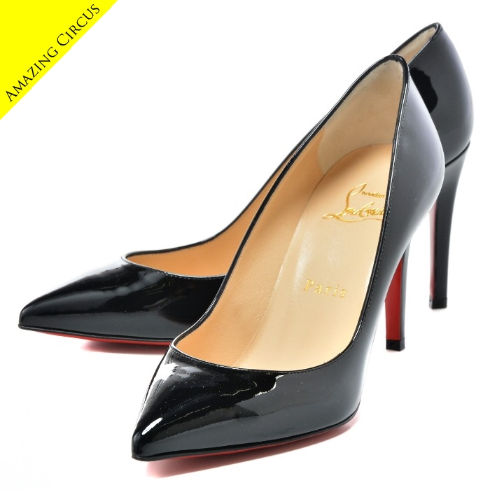 クリスチャンルブタン CHRISTIAN LOUBOUTIN 靴 パンプス PIGALLE 1100382 0002 BK01
