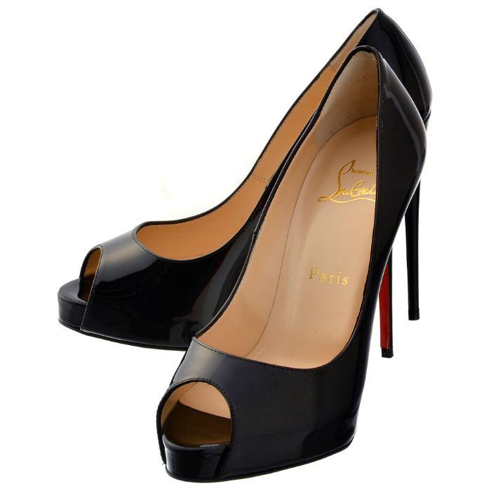 クリスチャンルブタン CHRISTIAN LOUBOUTIN 靴 パンプス NEW VERY PRIVE 1150600 0002 BK01
