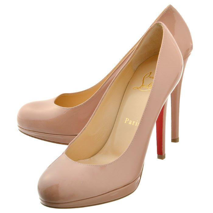 クリスチャンルブタン CHRISTIAN LOUBOUTIN 靴 パンプス NEW SIMPLE PUMP 3080746 0002 PK20