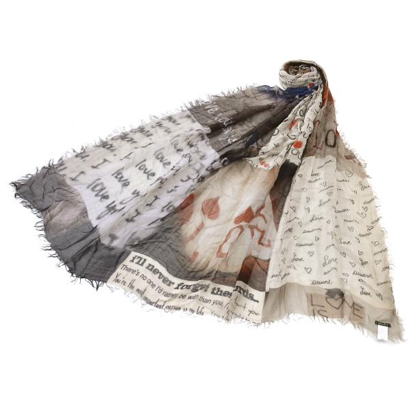 ファリエロサルティ FALIERO SARTI PASSION スカーフ 4507 0015 47890