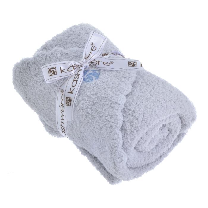 カシウエア KASHWERE  ブランケット&キャップセット SOLID BABY BLANKET BB63C1530 0001 0004【GIFT】