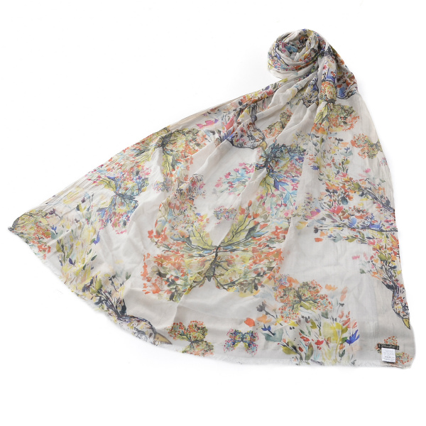 ファリエロサルティ FALIERO SARTI ERMES スカーフ 1014 0016 47891