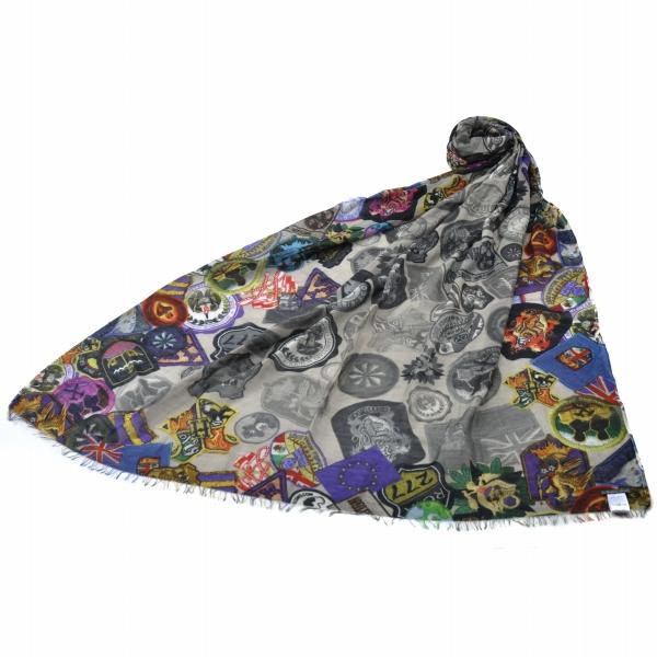 ファリエロサルティ FALIERO SARTI 2015年春夏新作 BADGE スカーフ 1022 0003 42613