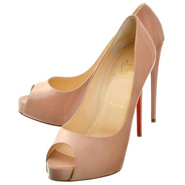 クリスチャンルブタン CHRISTIAN LOUBOUTIN 靴 パンプス NEW VERY PRIVE 1150600 0002 PK1A