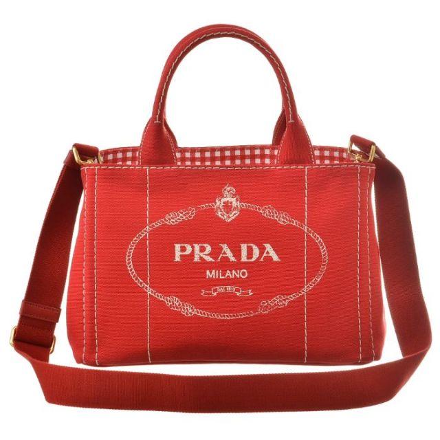 プラダ PRADA 2017年春夏新作 CANAPA カナパ キャンバス トートバッグ 2WAYトートバッグ 1BG439 ZKIOOX 011