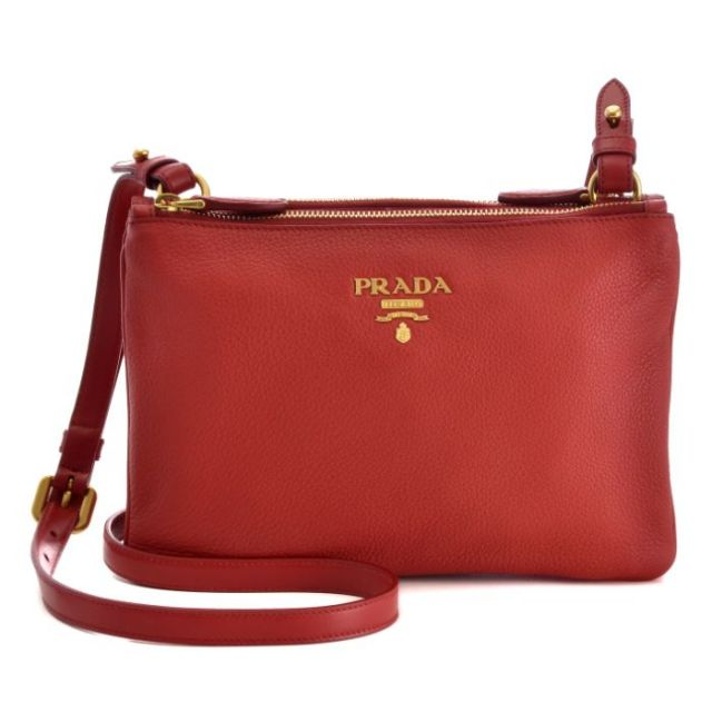 プラダ PRADA バッグ BAG ショルダーバッグ カーフスキン 1BH046 2BBE 011