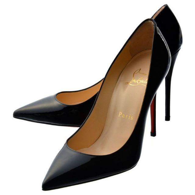 クリスチャンルブタン CHRISTIAN LOUBOUTIN 靴 パンプス DECOLLETE 3120836 0002 BK01