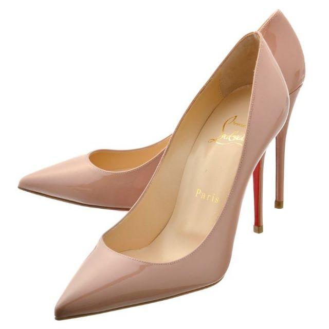 クリスチャンルブタン CHRISTIAN LOUBOUTIN 靴 パンプス DECOLLETE 3120836 0002 PK20