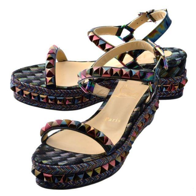 クリスチャンルブタン CHRISTIAN LOUBOUTIN 靴 サンダル CATACLOU 3160146 0022 CMA3