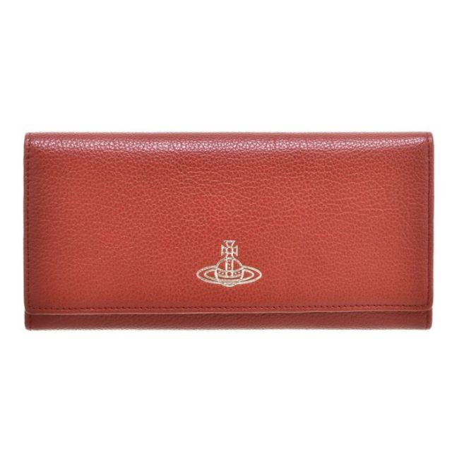 ヴィヴィアン ウエストウッド Vivienne Westwood サイフ さいふ 二つ折り長財布 カーフスキン 321265 0038 0032【xmas-vivi】