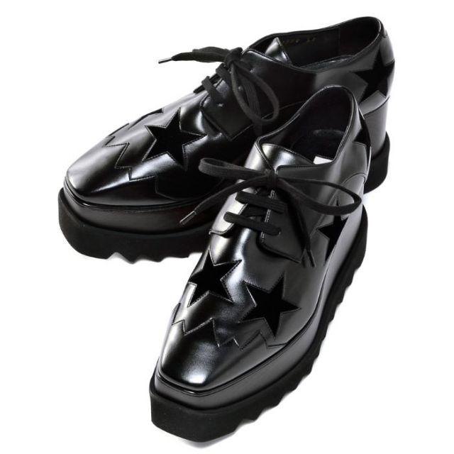 ステラ マッカートニー STELLA McCARTNEY 靴 スニーカー ELYSE STAR 363998 W0XH9 1000