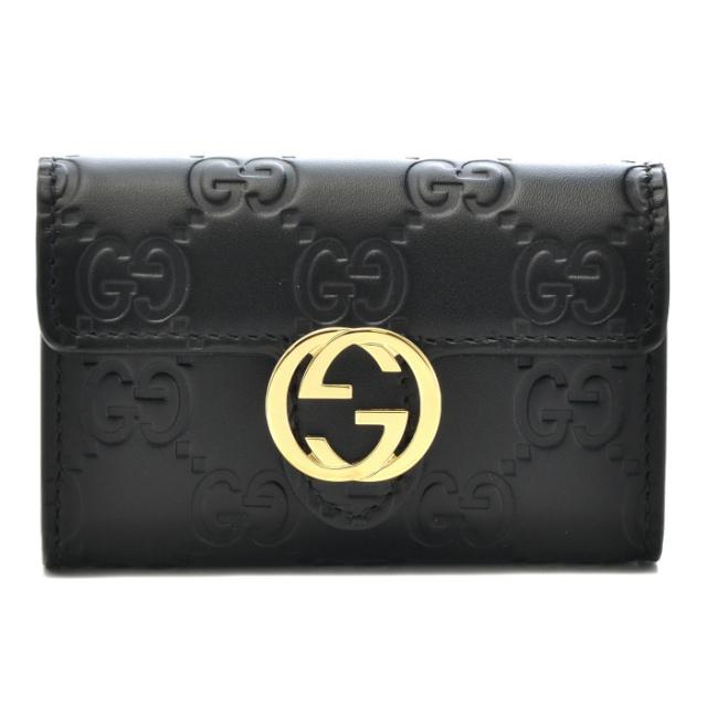 グッチ GUCCI  6連キーケース Gucci Icon 369673 CWC1G 1000