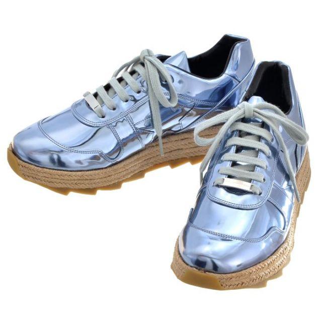 ステラ マッカートニー STELLA McCARTNEY 靴 スニーカー MACY SNEAKERS LACE 412308 W0ZR0 8235