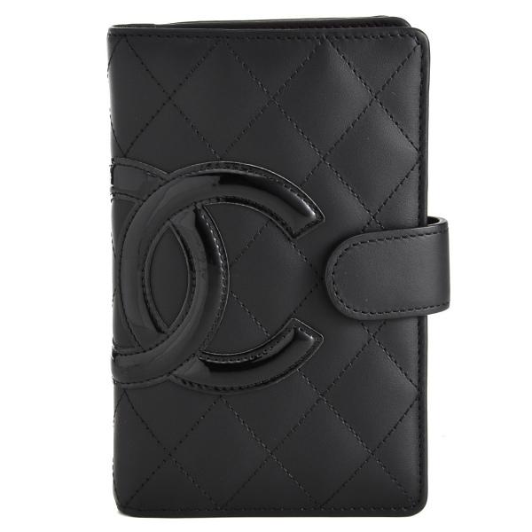 【送料無料】シャネル CHANEL カーフスキン 二つ折り財布 A50080 Y03880 C2054