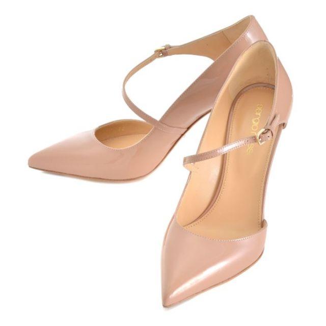 セルジオ ロッシ SERGIO ROSSI 靴 パンプス エナメルレザー A75221 MVIV01 5755