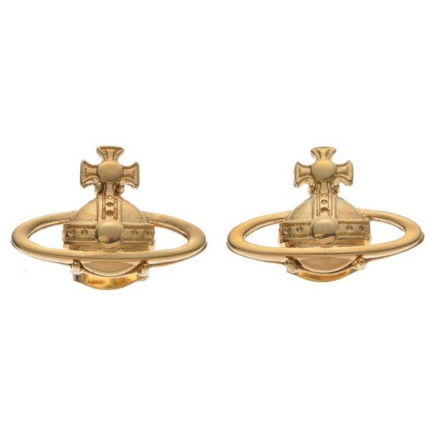 ヴィヴィアン ウエストウッド Vivienne Westwood  ピアス 真鍮 BER10002 0018 0060