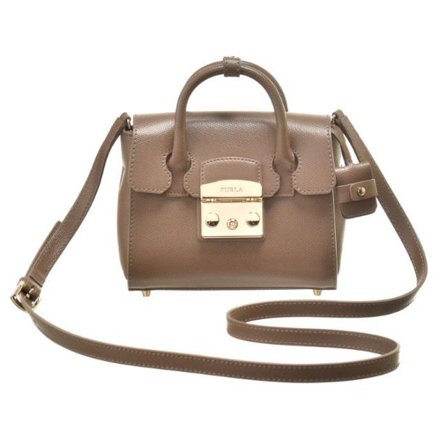 フルラ FURLA バッグ BAG 2WAYハンドバッグ METROPOLIS MINI SATCHEL BHE0 ARE DAI
