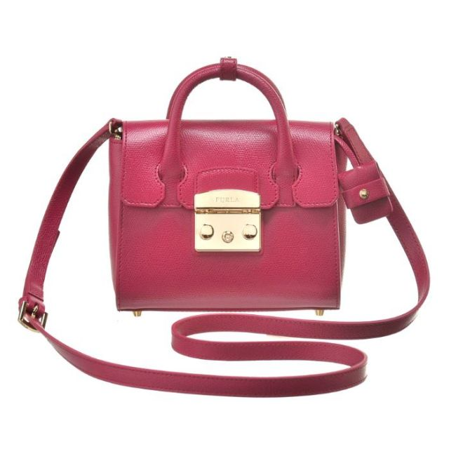 フルラ FURLA バッグ BAG 2WAYハンドバッグ METROPOLIS MINI SATCHEL BHE0 ARE LMP