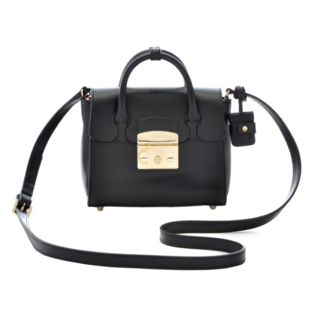 フルラ FURLA バッグ BAG 2WAYハンドバッグ METROPOLIS MINI SATCHEL BHE0 ARE O60