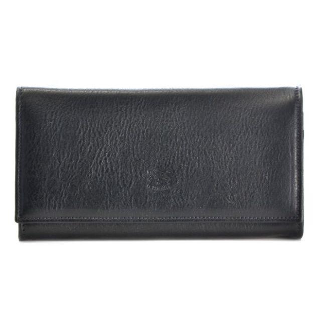 イルビゾンテ IL BISONTE サイフ さいふ 二つ折り長財布 カーフスキン C0989 P 153