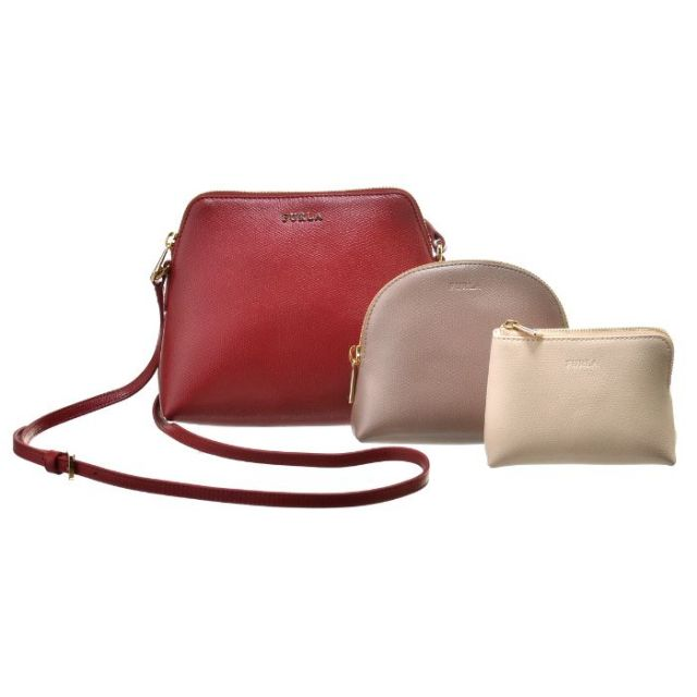 フルラ FURLA バッグ BAG ショルダーバッグ BOHEME XL CROSSBODY EK08 ARE RRC【xmas-furla】