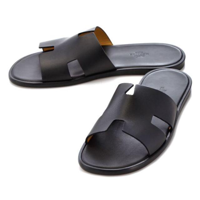 エルメス HERMES 靴 メンズ サンダル IZMIR イズミール H041141ZH01