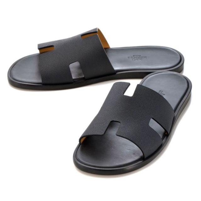 エルメス HERMES 靴 メンズ サンダル IZMIR イズミール H162371ZH02