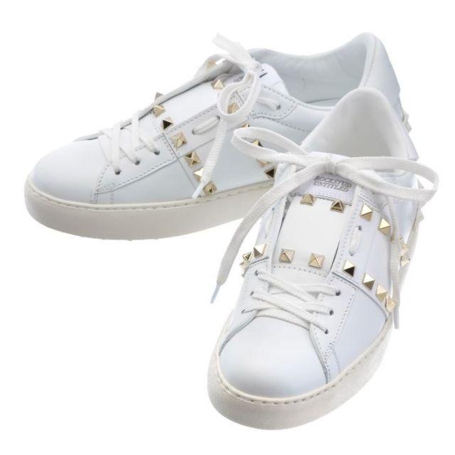 ヴァレンティノ・ガラヴァーニ VALENTINO GARAVANI 靴 スニーカー カーフスキン LW2S0A01 BHS 0BO