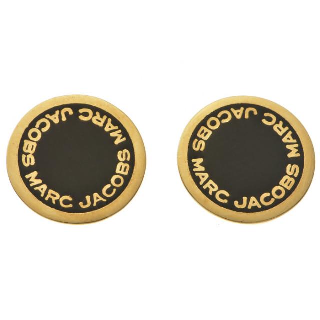 マークジェイコブズ MARC JACOBS   ピアス 真鍮×エナメル M0008544 0001 062