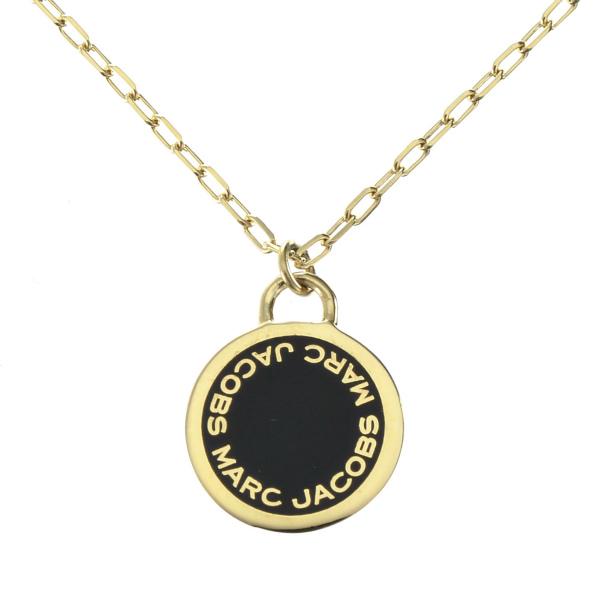マークジェイコブス MARC JACOBS  真鍮×エナメル ネックレス M0008546 0001 062