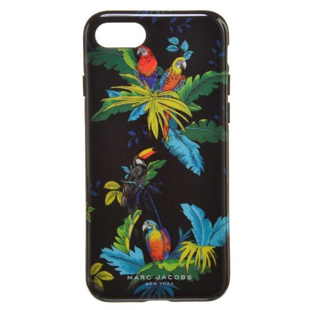 マークジェイコブス MARC JACOBS  2017年春夏新作 小物入れ iPhone7ケース アイフォンケース TPU M0010675 0008 002