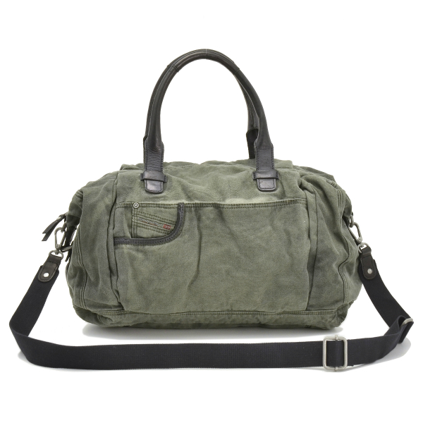 DIESEL/ディーゼル  THE BRAVE ROOTS LITTLE BACK-TR 2WAYハンドバッグ X01936 PR125 T7434
