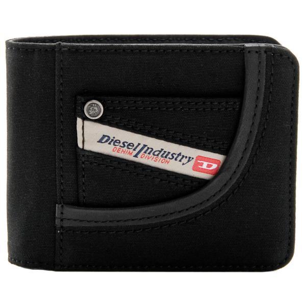 DIESEL/ディーゼル HIRESH 二つ折り財布 X02108 P0161 H2388