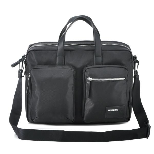 ディーゼル/DIESEL 2015年春夏新作 BEAT THE BOX ビジネスバッグ X03000 P0409 T8013