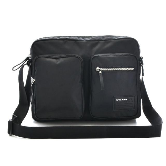 ディーゼル DIESEL バッグ BAG メンズ ショルダーバッグ BEAT THE BOX X03021 P0409 H1669
