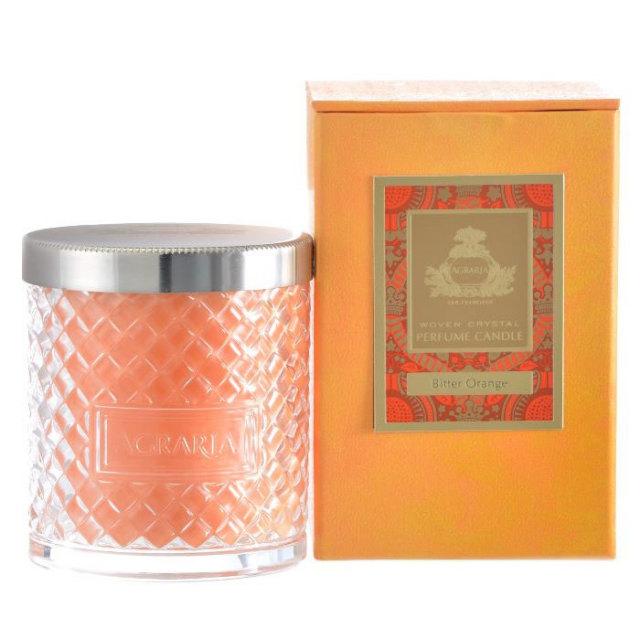 アグラリア AGRARIA  キャンドル Crystal Candle 198g XX251 10 【GIFT】
