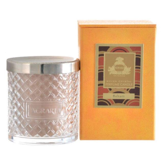 アグラリア AGRARIA  キャンドル Crystal Candle 198g XX251 19 【GIFT】