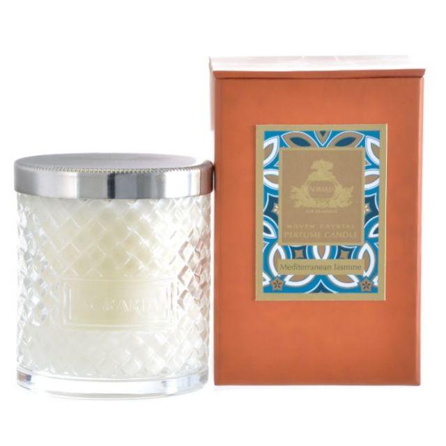 アグラリア AGRARIA  キャンドル Crystal Candle 198g XX251 22 【GIFT】