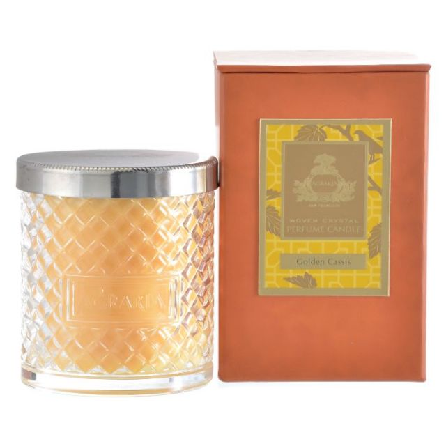 アグラリア AGRARIA  キャンドル Crystal Candle 198g XX251 29 【GIFT】